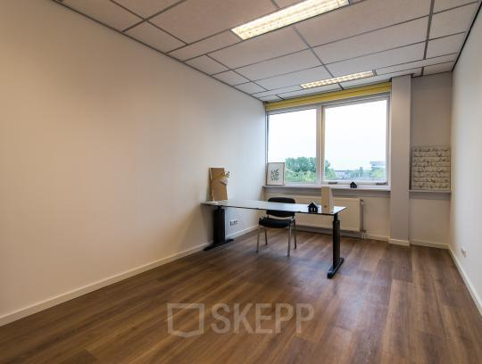 Different office sizes for rent in Haarlem