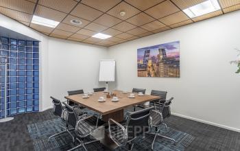 kantoorruimte kantoorkamer kantoorpand haarlem a hofmanweg goed bereikbaar industrieterrein gratis parkeren restaurant lunchroom vergaderzalen