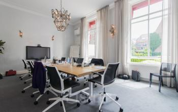 Stylish furnished office spaces in Haarlem