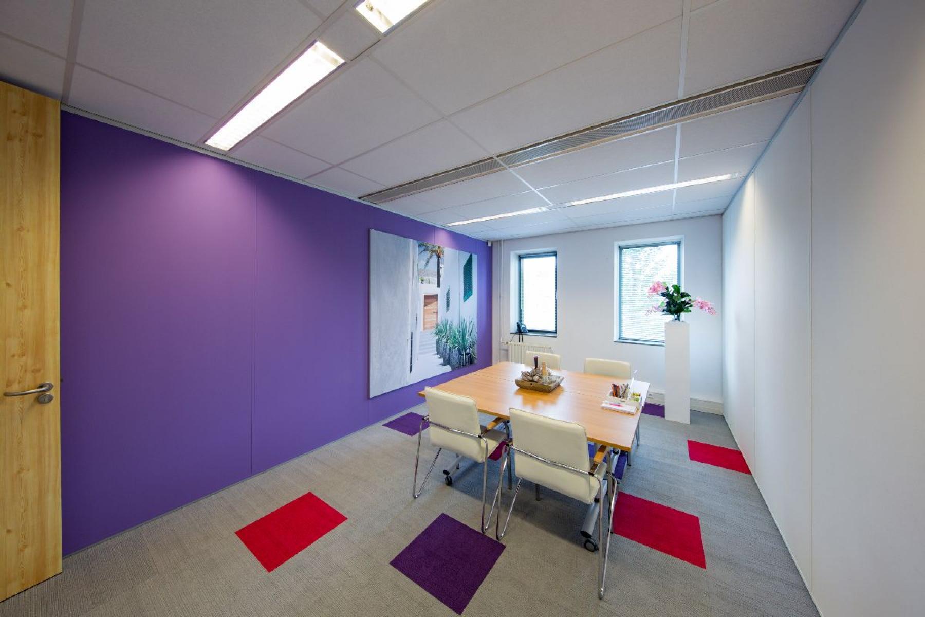 kantoorkamer kantoorruimte werkplek kantoorgebouw Haarlem