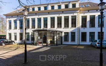 office building haarlem city center office rooms