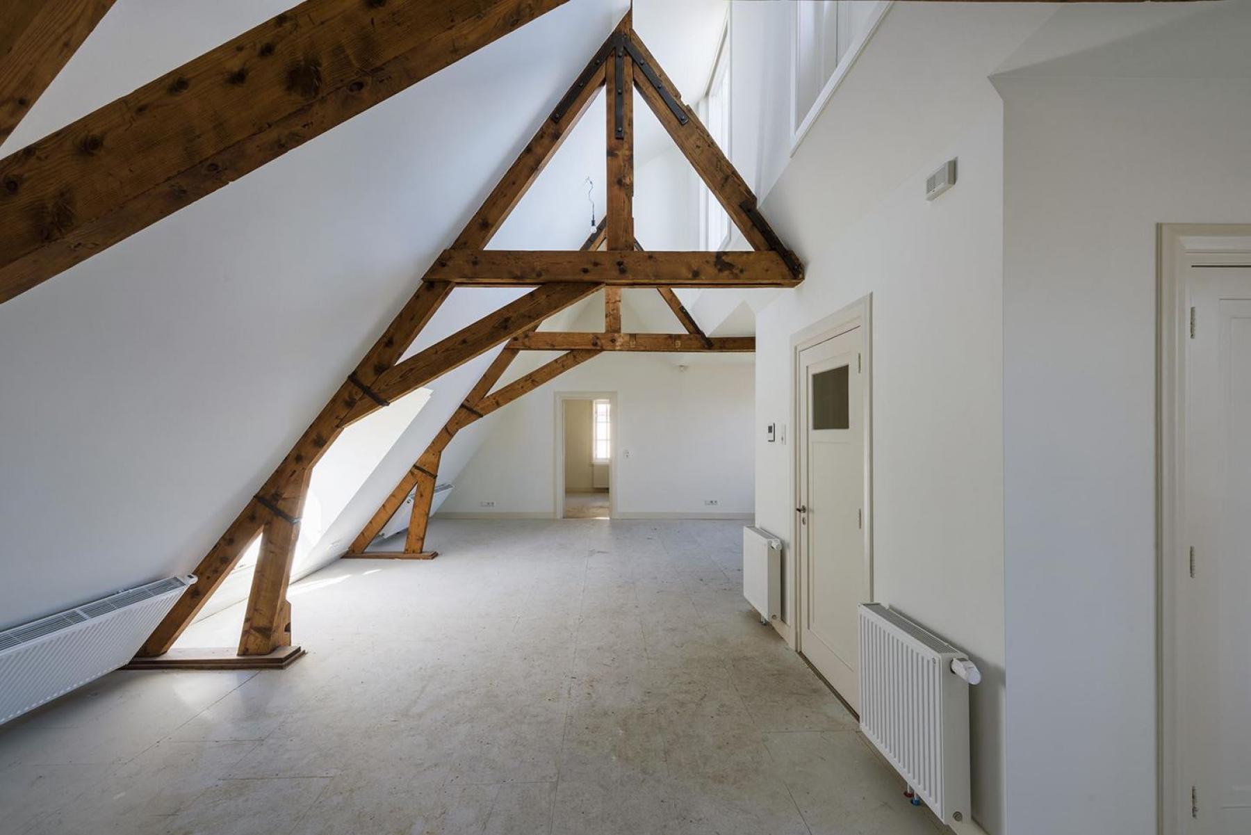 Office building Haarlem wooden construction