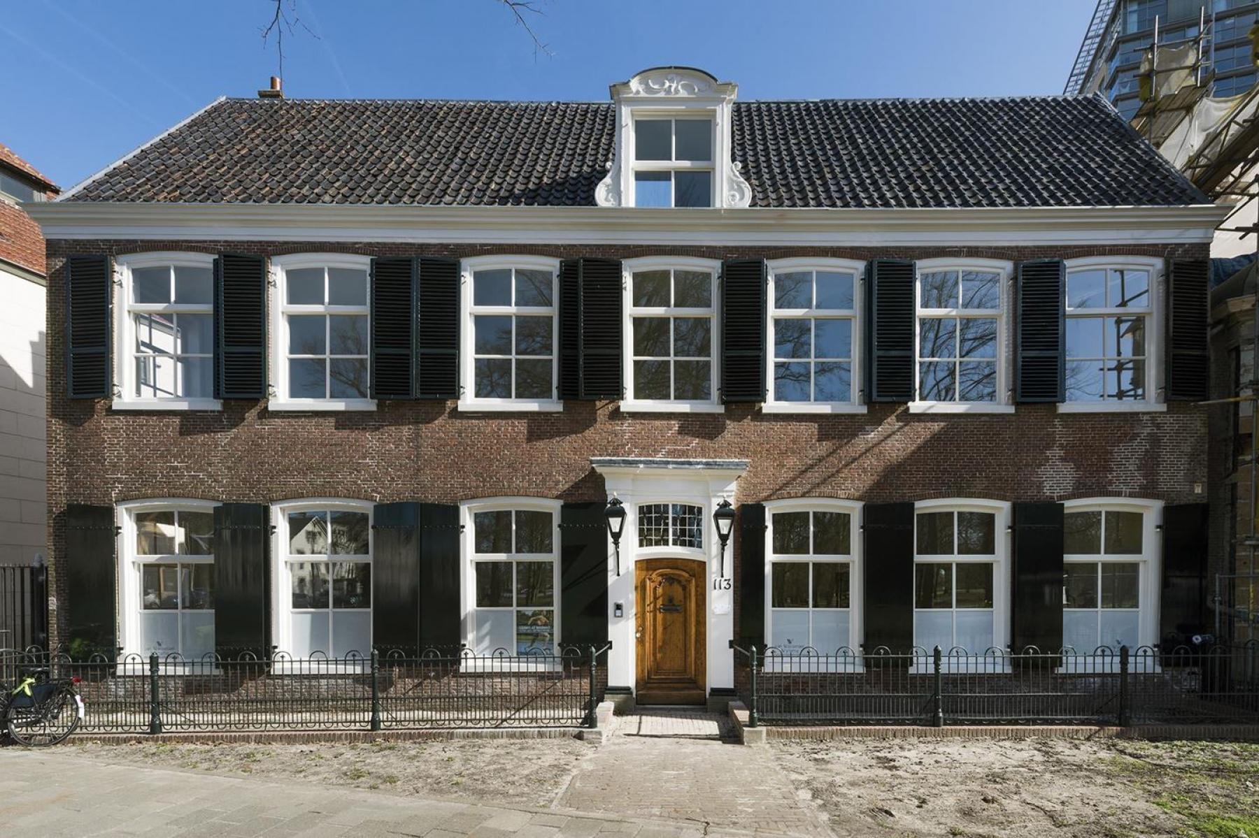 Office building Haarlem front side