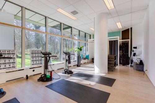 Gym office building Fonteinlaan