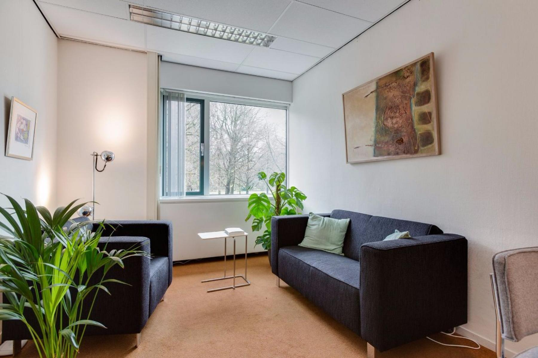 Couches in office space Haarlem