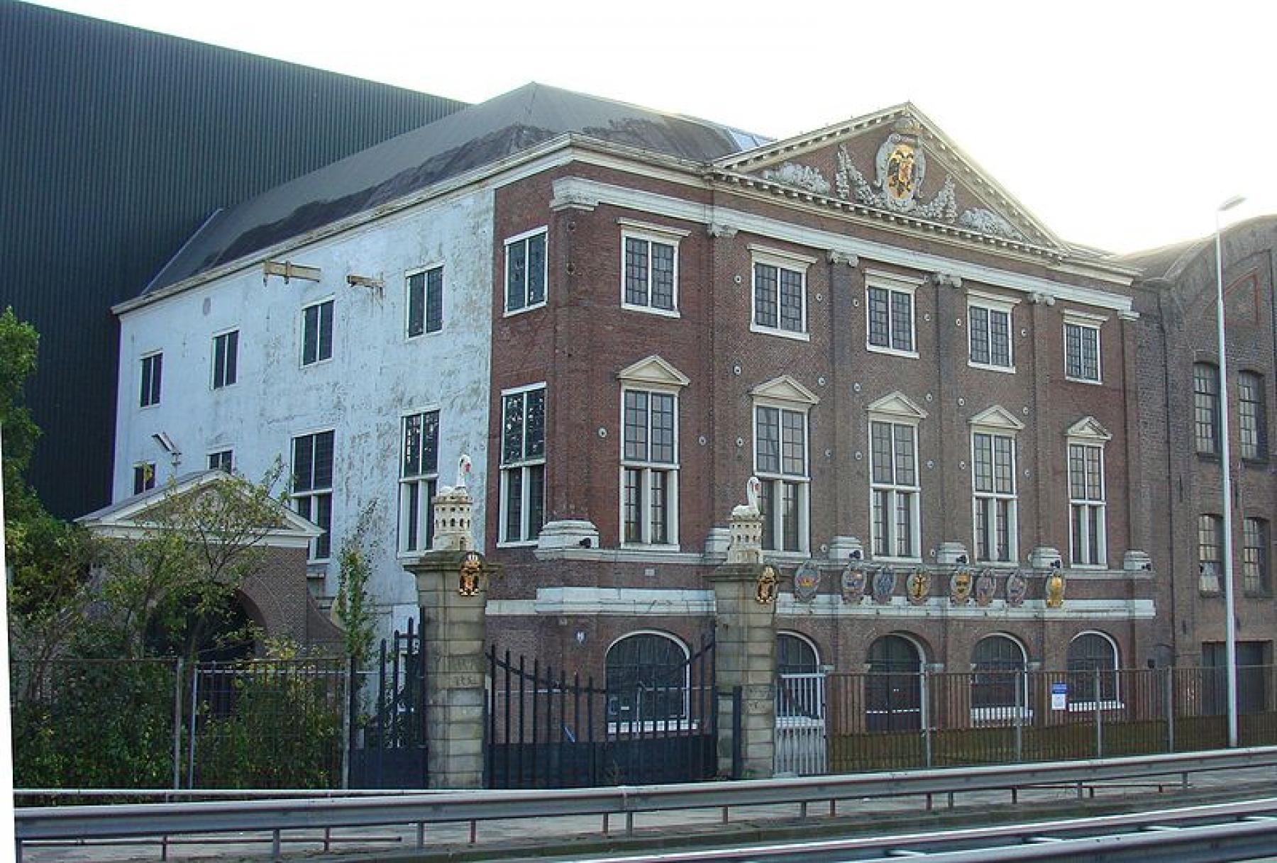 800px Huis Zwanenburg te Halfweg 20090927