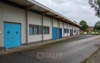 omgeving kantoorpand Steenovenweg Helmond buitenaanzicht