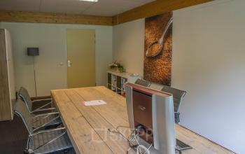 receptie kantoorgebouw Haarlem Steenovenweg goedkope huurprijs