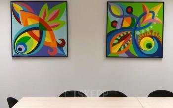 Vergaderzaal Hengelo SKEPP kantoor