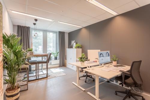 Demmersweg Hengelo kantoorruimte kantoorkamers kantoorpand kantine lunchroom keuken vergaderruimtes gratis parkeren goed bereikbaar vlak bij snelweg