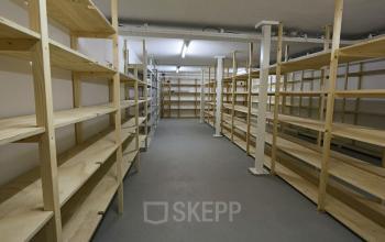 opslagruimte archief kantoorpand kantoorgebouw SKEPP