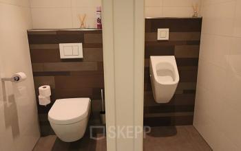toilet sanitair kantoorgebouw SKEPP Hengevelde