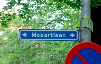 Kantoorruimte huren aan de Mozartlaan
