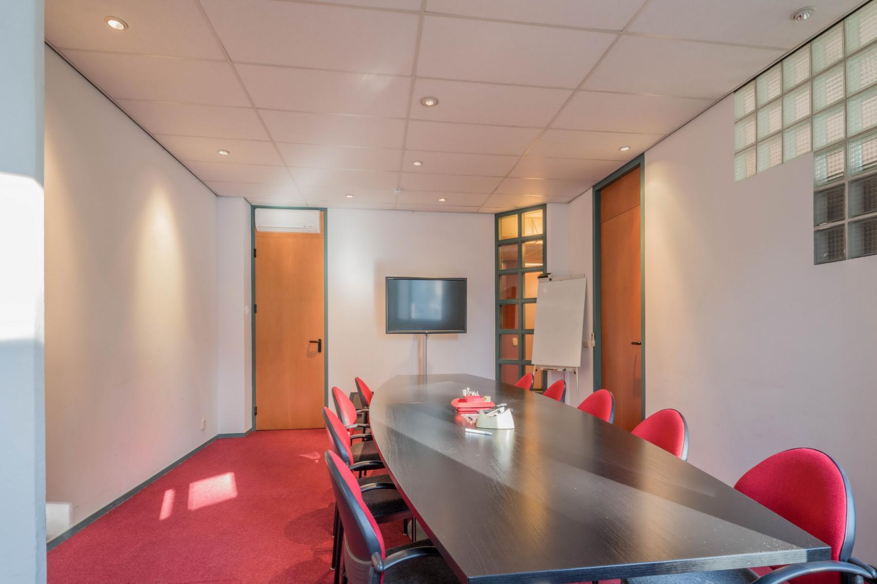 Een ruimte voor een presentatie