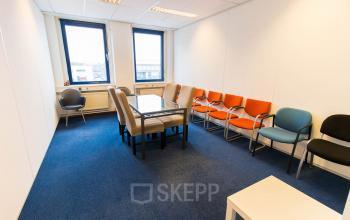 Vergaderruimte kantoorpand Hilversum