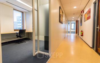 Modern ingericht kantoorpand