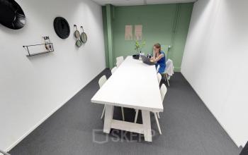 Vergaderruimte kantoorpand