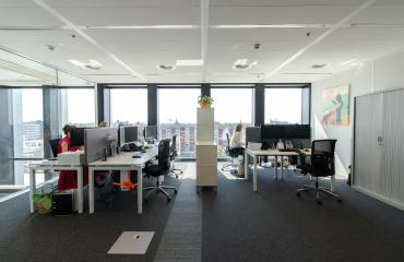 Office spaces in different sizes available