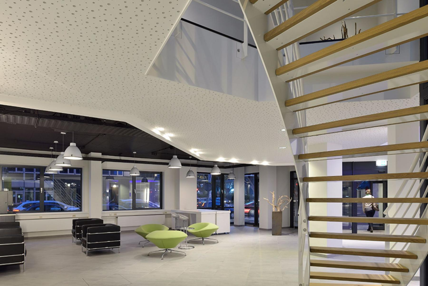 Ground floor office space Leiden