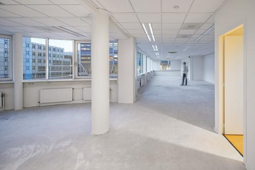 empty office space for rent leiden central