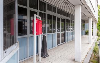 post address leiden office building for rent