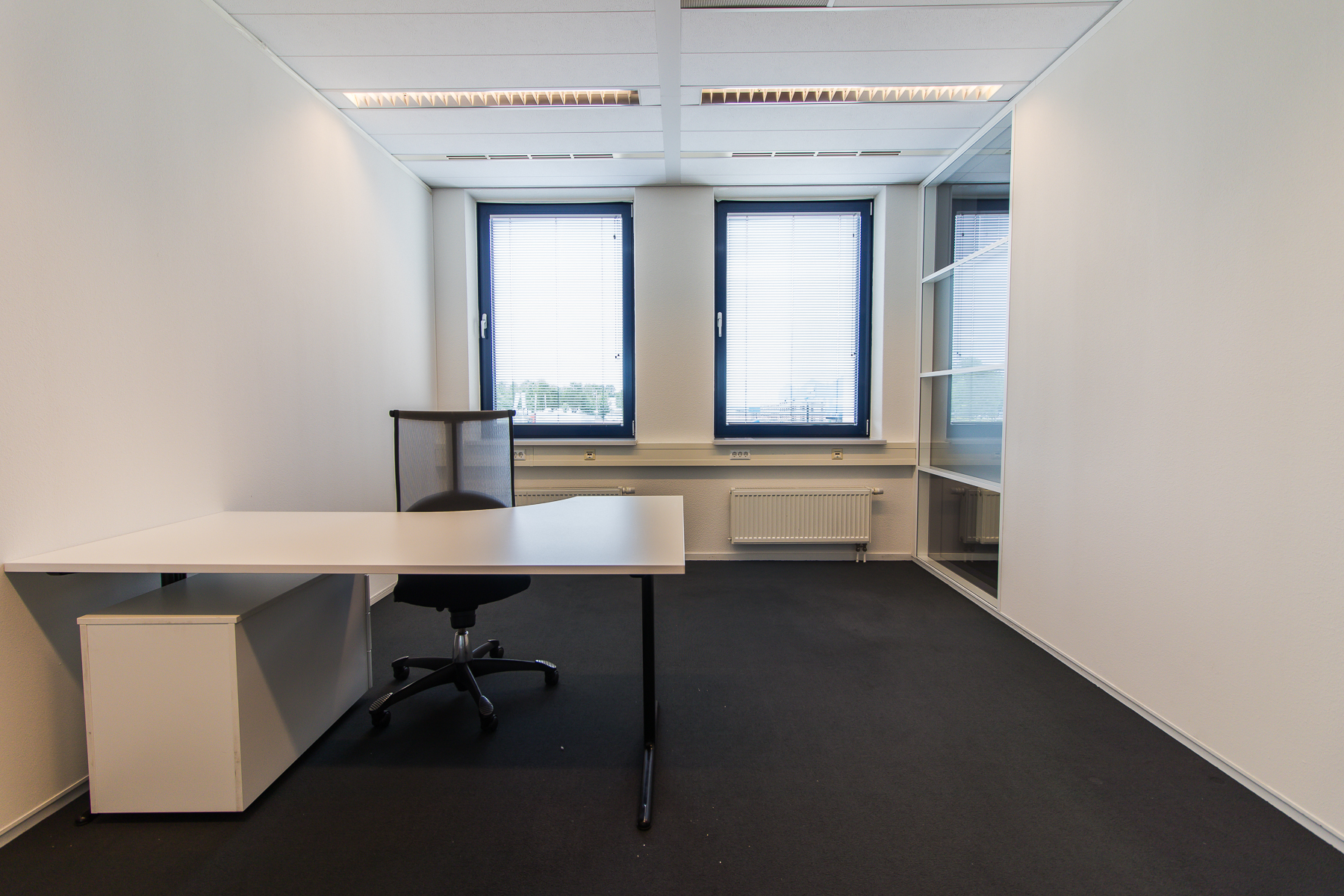 Modern office spaces at the Europalaan in Maastricht