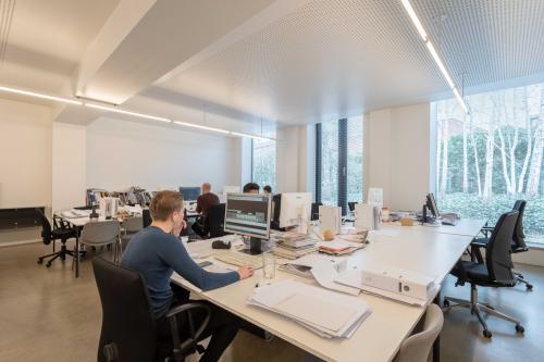 flexplekken flexwerk flex werkplekken maastricht limburg centraal station centrum creatief