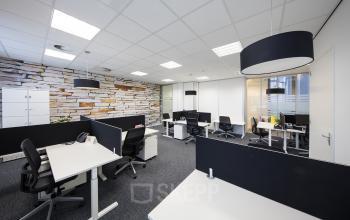 kantoorruimte ingericht huren maastricht stationsplein