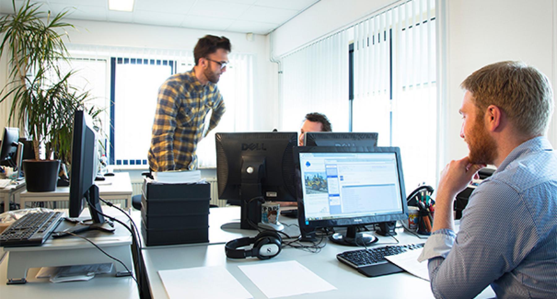 SKEPP kantoorruimte huren