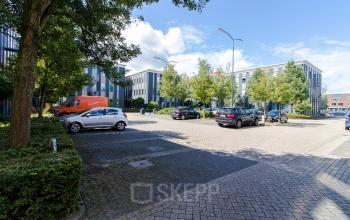 Ample free parking available in Nijmegen