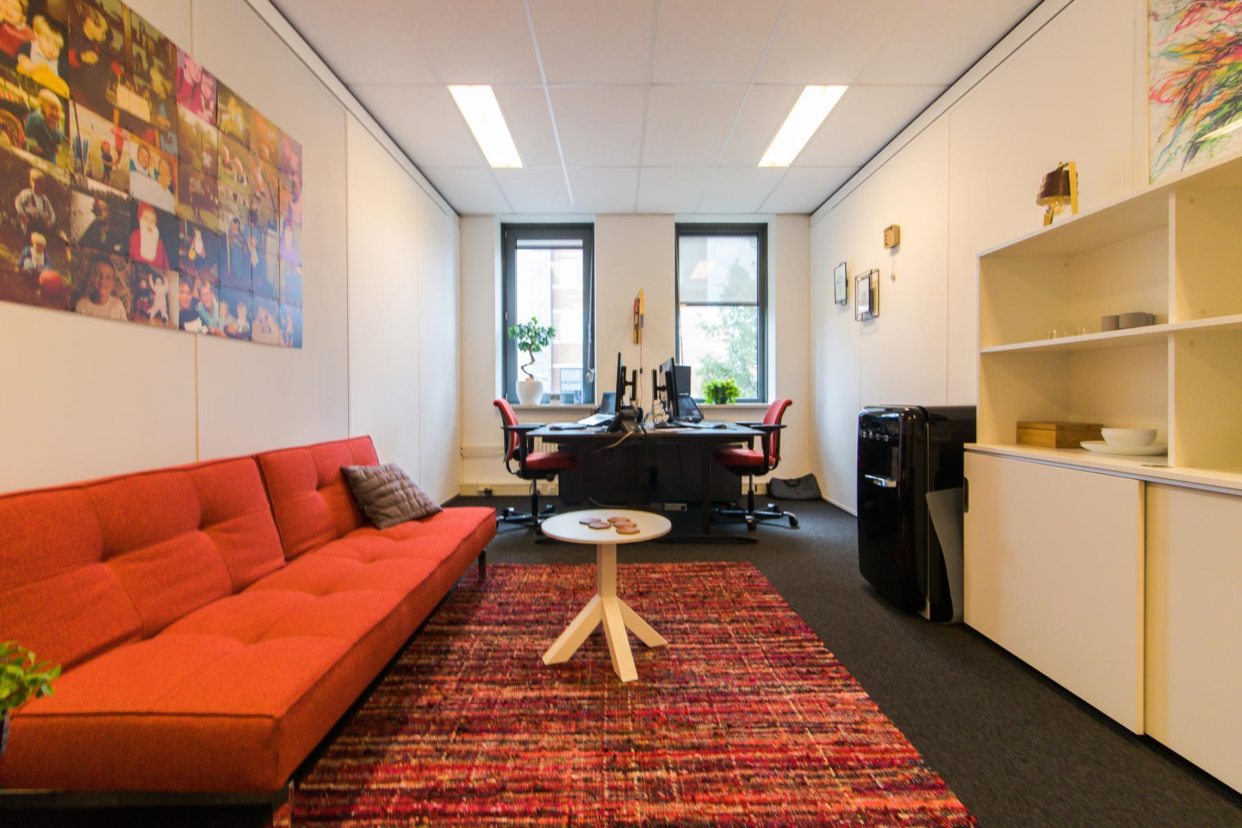 Office spaces and flexdesks for rent in Nijmegen