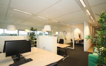 werkplekken vergaderruimte Burgemeester Stramanweg Amsterdam