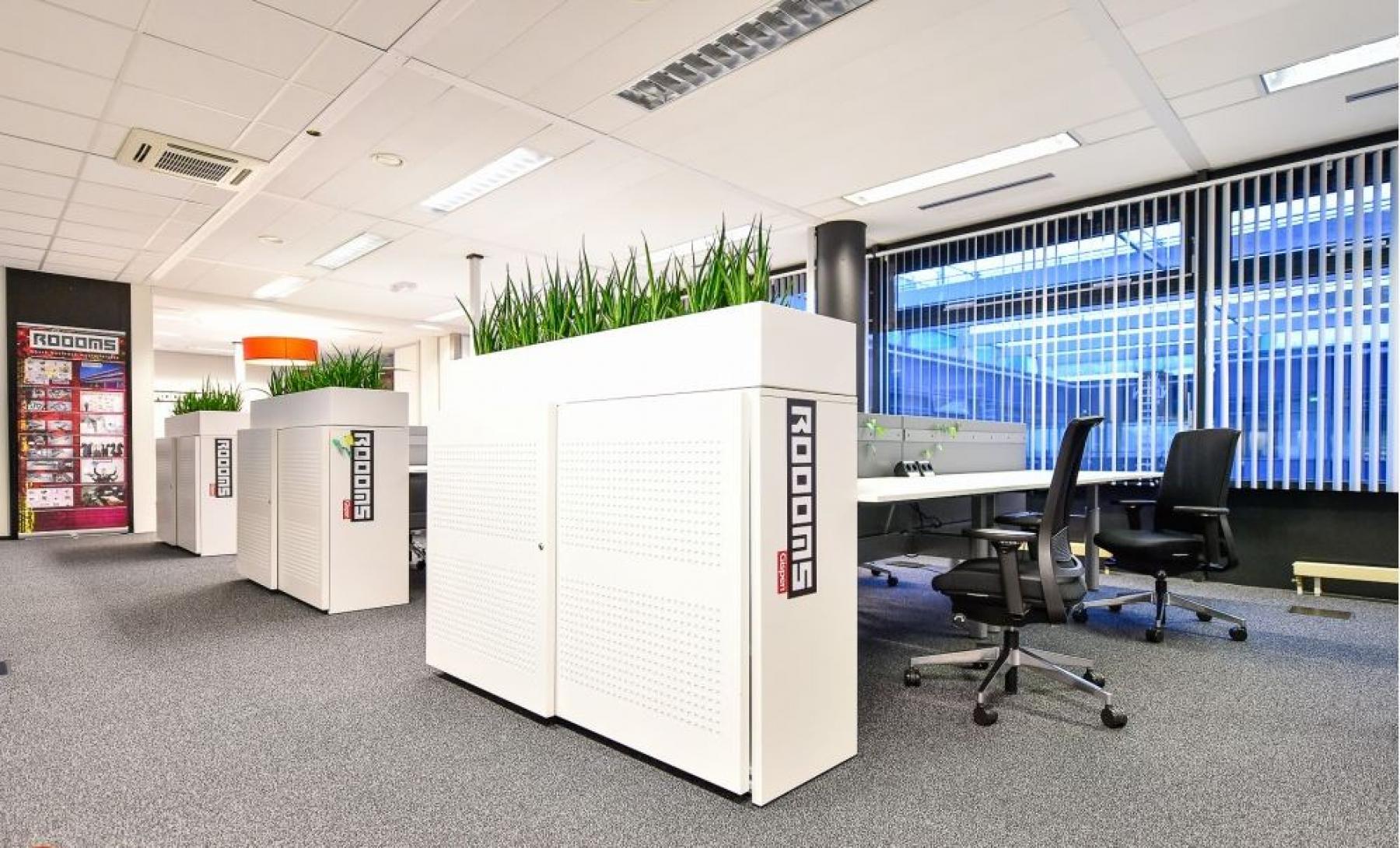 kantoorruimte beschikbaar flexwerken roermond westhoven