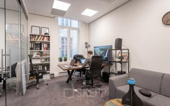 Rotterdam kantoorruimte monumentaal karakteristiek pand parkeerplaatsen aanwezig coworking werkplekken flexplekken kantoorkamer kantoorpand