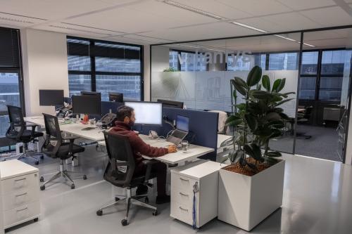 Kantoorruimte huren Weena 308-310, Rotterdam (1)