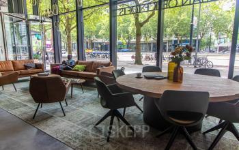 Lounge en vergaderruimten gecombineerd