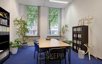 gemeubileerde vergaderruimte te huur Rotterdam Schiekade