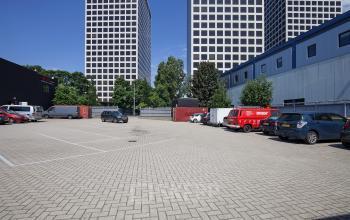 kantoorpand huren aan van helmontstraat in rotterdam met parkeerruimte
