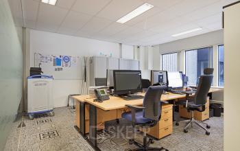 kantoorunits huren in centrum rotterdam met goede wifi