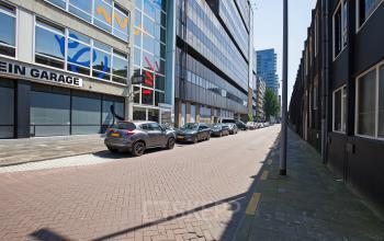 kantoorgebouw huren in centrum rotterdam met parkeerruimte