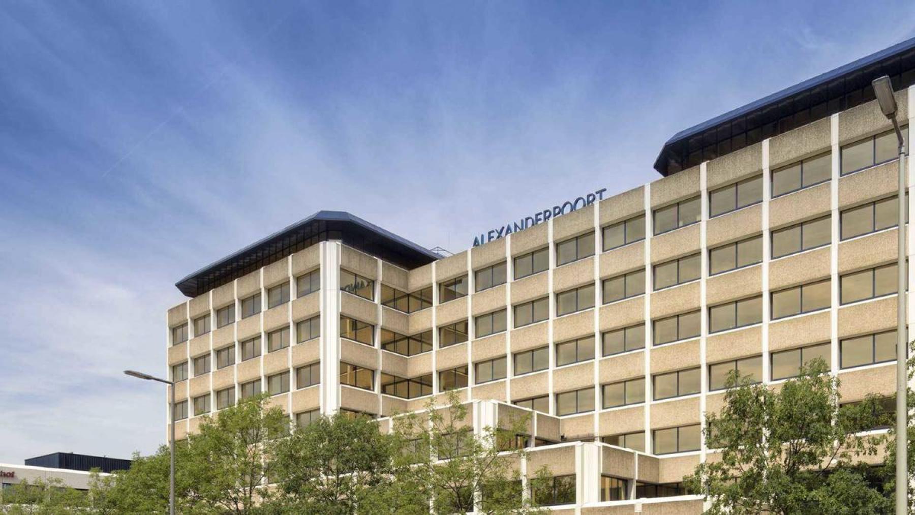 kantoorgebouw rotterdam marten meesweg kantoorruimte te huur