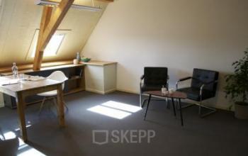 kantoorunit huren aan nesserdijk in rotterdam met pantry