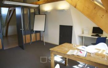 werkplek huren in rotterdam aan nesserdijk met vergaderrruimte
