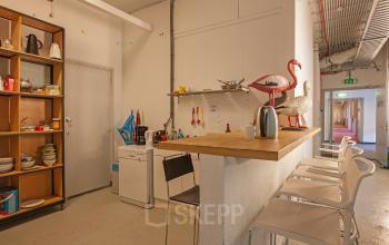 kantoorunit huren in centrum rotterdam met pantry