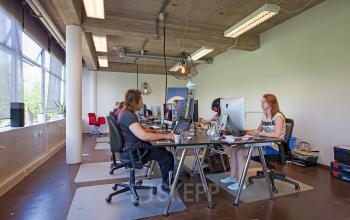 kantoorunit huren in centrum rotterddam met ventilatie