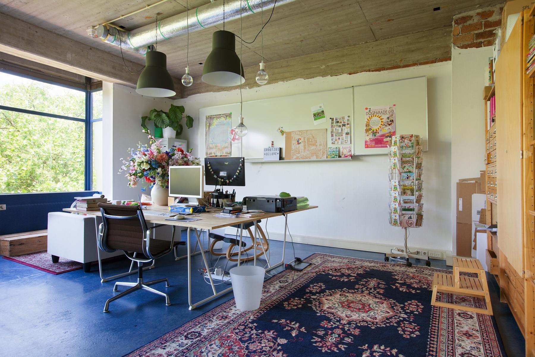 kantoorkamer huren in centum rotterdam met airconditioning