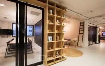 vergaderruimte kast deuropening kantoorruimte huren SKEPP rotterdam alexander marten meesweg
