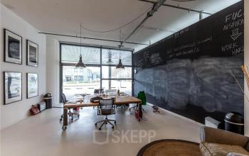 Kantoorruimte huren aan Rotterdam vareseweg met sociaal hart