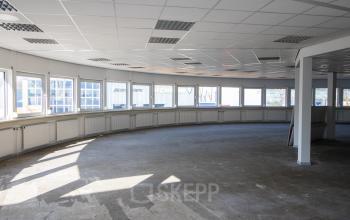 Open light office space Rotterdam