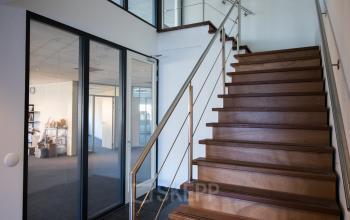 Stairway Innsbruckweg Rotterdam